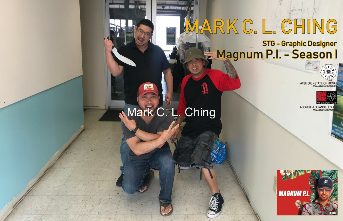 magnum title
